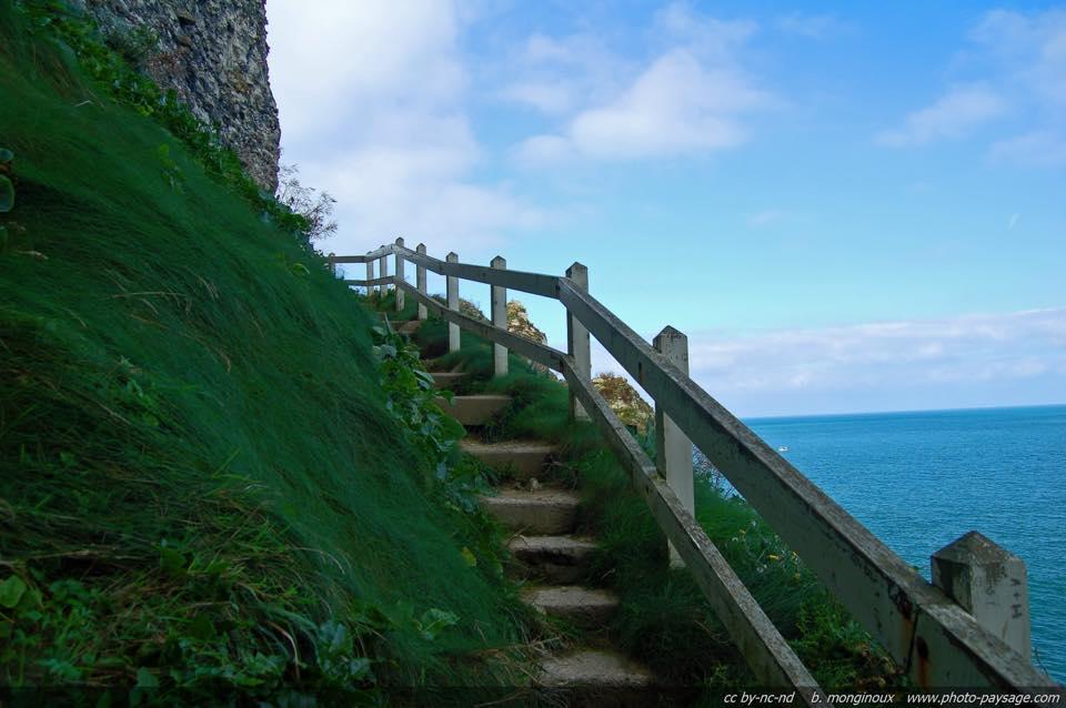 escalier Chaudron