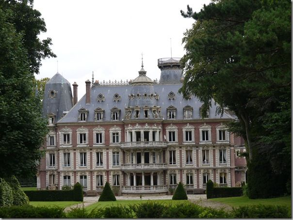 chateau tilleul