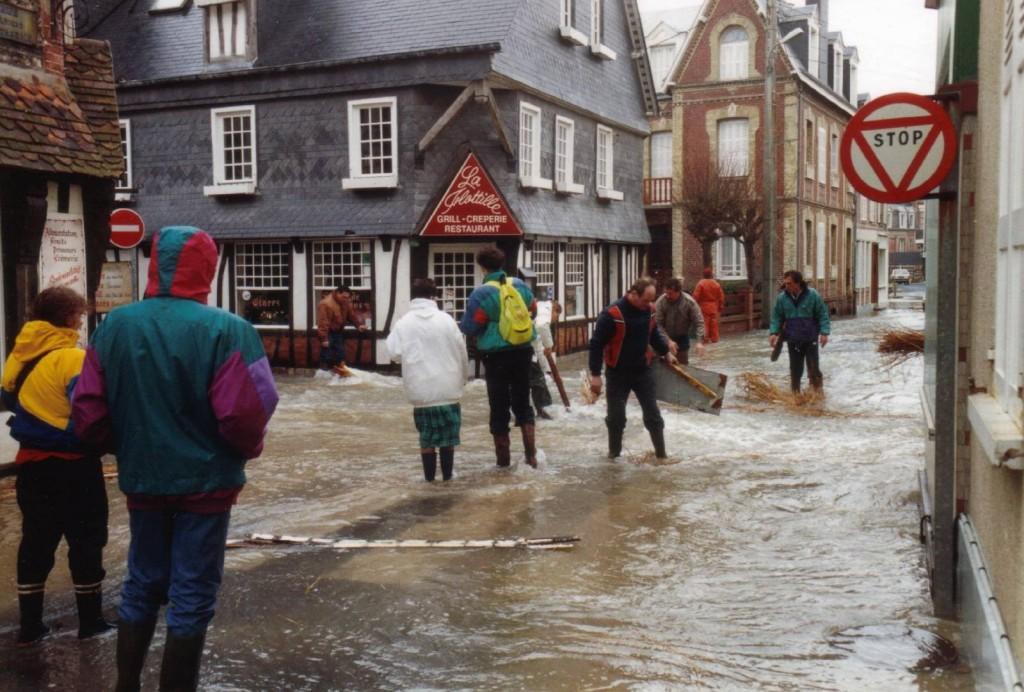 inondation etretat