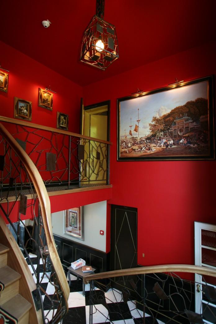 1er etage villa Domaine Saint Clair
