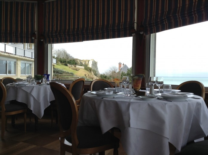 Dormy House restaurant