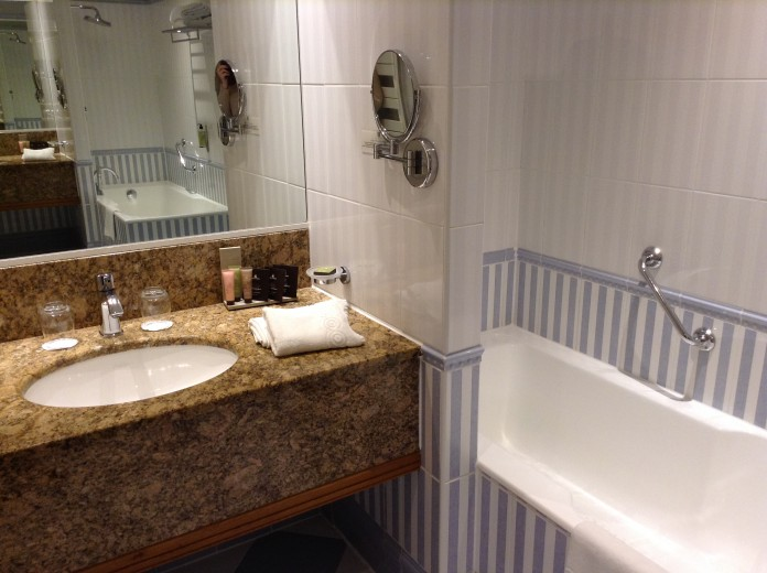 Dormy House salle de bain