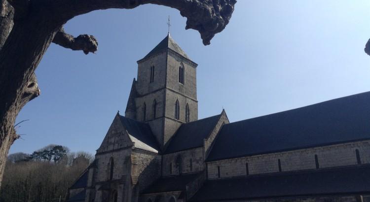 Eglise d'Etretat